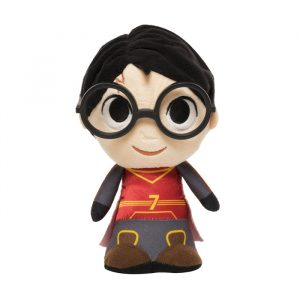 Quidditch Harry SuperCute Plush