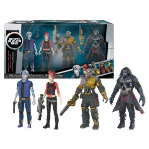 Ready Player One Action Figure Set