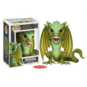 Rhaegal Super Sized Funko Pop