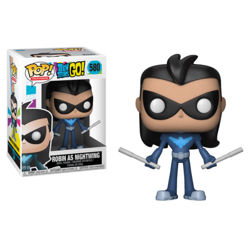 Robin as Nightwing Funko Pop