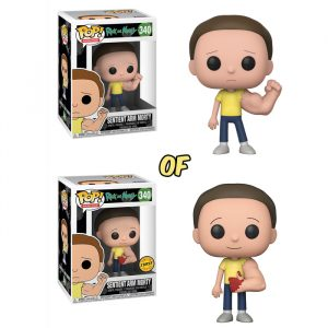 Sentinent Arm Morty Funko Pop