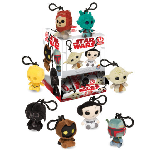 Star Wars Mystery Mini Plush