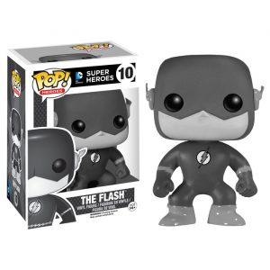 The Flash Black and White Funko Pop
