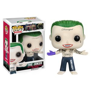 The Joker Shirtless Funko Pop