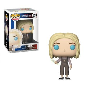 Tikka Funko Pop