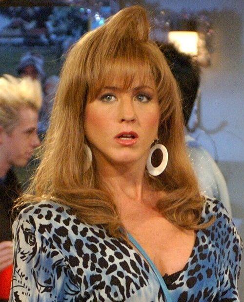 80 haircut Rachel