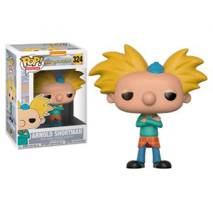Arnold Shortman Funko Pop