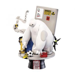 Big Hero 6 Disney Diorama