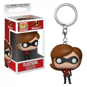 Elastigirl Pocket Pop Keychain