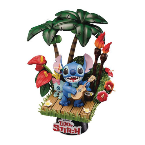 Lilo and Stitch Disney Diorama