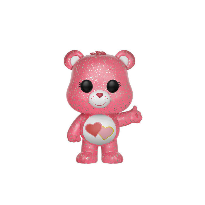Love-A-Lot Bear Glitter Funko Pop