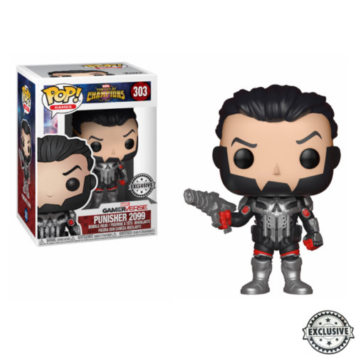 Punisher 2099 Funko Pop