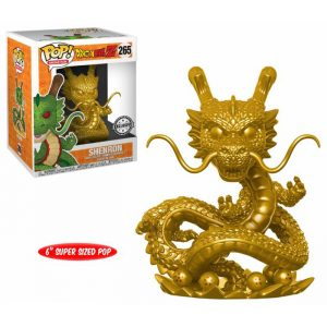 Shenron Dragon Gold Funko Pop