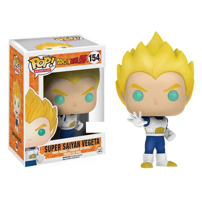 Super Saiyan Vergeta Funko Pop