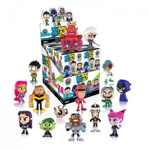 Teen Titans Go Mystery Mini