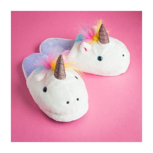 Unicorn Pantoffels