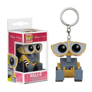 Wall-E Pocket Pop Keychain