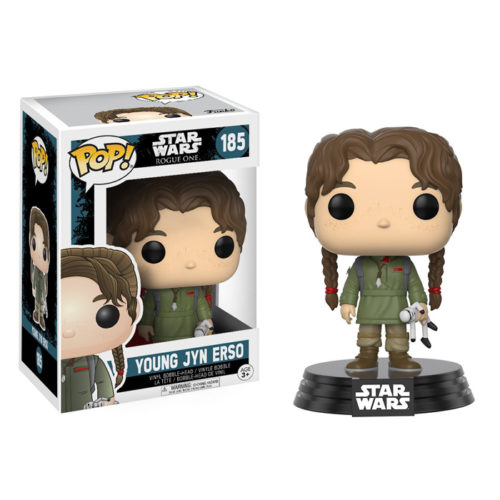 Young Jyn Erso Funko Pop