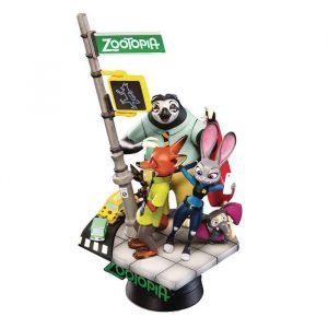 Zootopia Disney Diorama