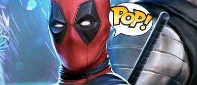 Deadpool 2 Funko Pop en Movie review