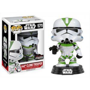 442nd clone trooper celebration funko pop