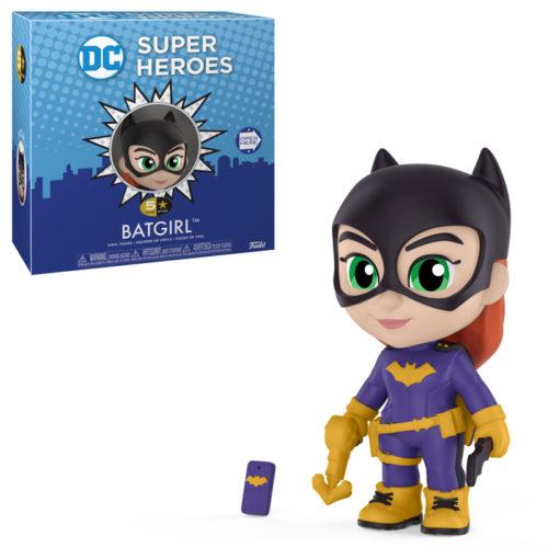 Batgirl 5 Star Funko