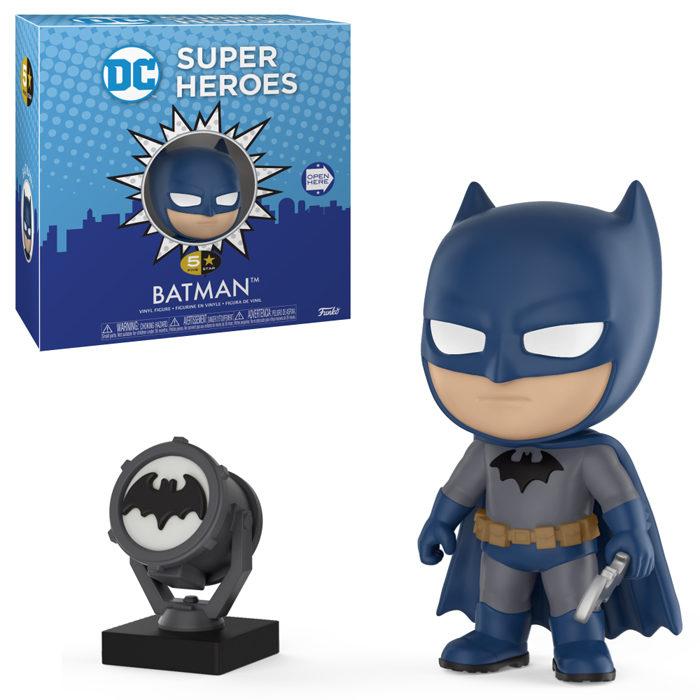 Batman 5 Star Funko