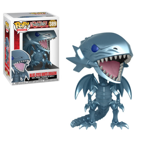 Blue Eyes White Dragon Funko Pop