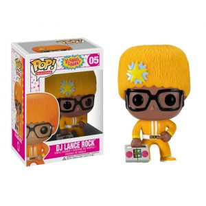 DJ Lance Rock Funko Pop