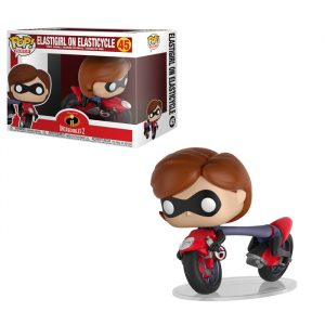 Elastigirl on Elasticycle Funko Pop Ride