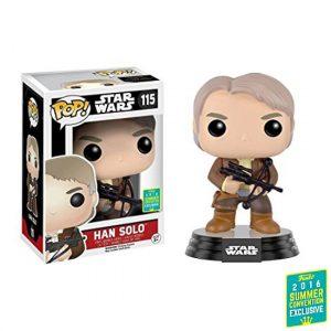 Han Solo SDCC Funko Pop