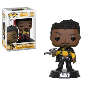 Lando Calrissian Funko Pop