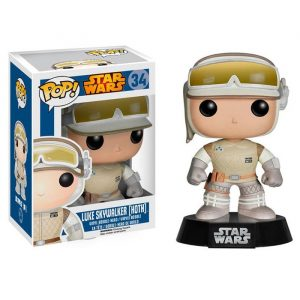 Luke Skywalker Hoth Funko Pop