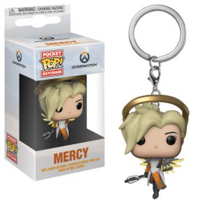 Mercy Pocket Pop Keychain