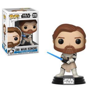 Obi Wan Kenobi Funko Pop