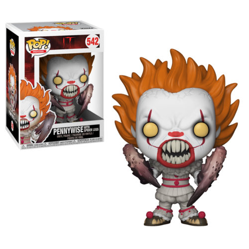 Pennywise with Spider Legs Funko Pop