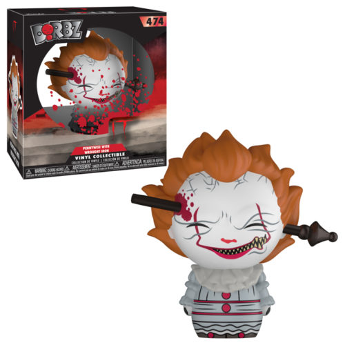 Pennywise with wrought Iron Dorbz