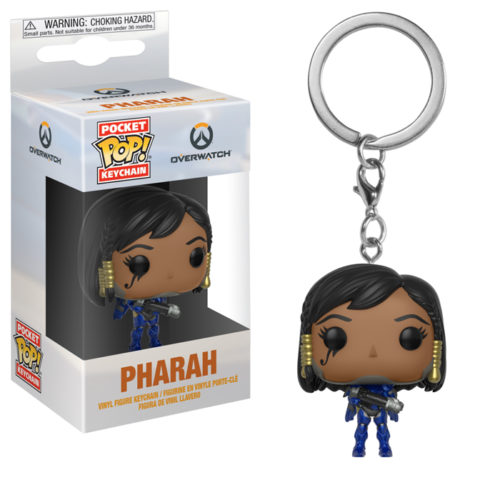 Pharah Pocket Pop Keychain