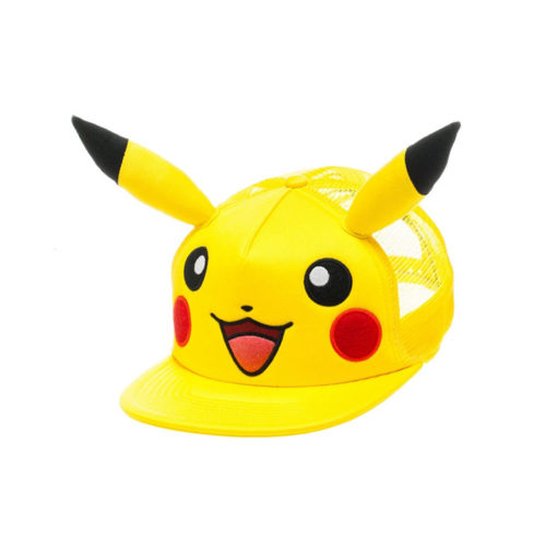 Pikachu with Ears Snapback