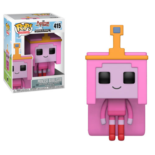 Princess Bubblegum Funko Pop