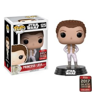 Princess Leia Hoth Funko Pop