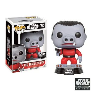 Red Snaggletooth Funko Pop