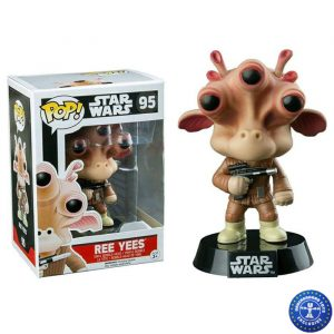 Ree Yees Exclusive Funko Pop