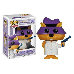 Secret Squirrel Funko Pop