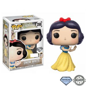 Snow White Glitter Funko Pop
