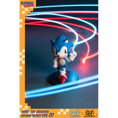 Sonic the Hedgehog Boom8 Vol 01