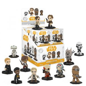 Star Wars Solo Mystery Mini