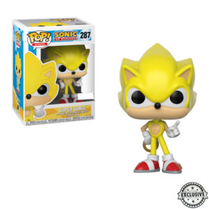 Super Sonic Exclusive Funko Pop