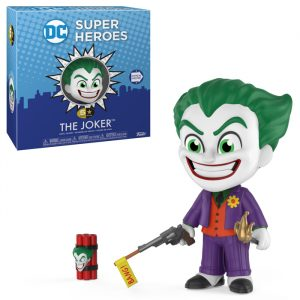 The Joker 5 Star Funko