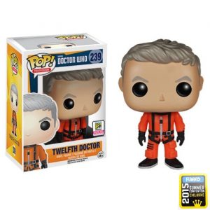 Twelfth Doctor Spacesuit SDCC Funko Pop